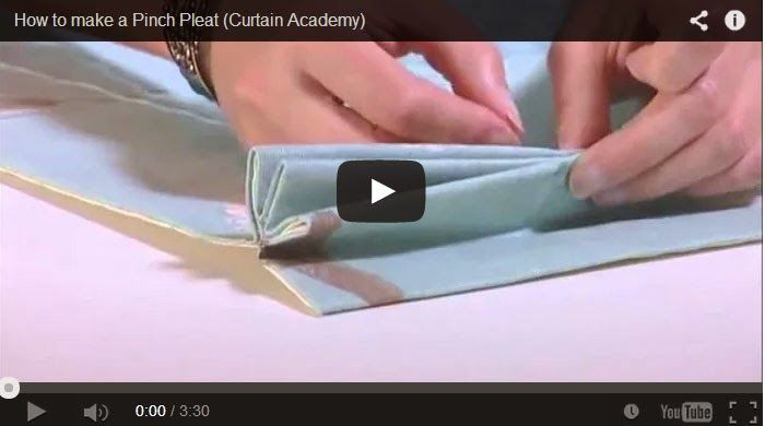 Curtain Ideas: How to make a pinch pleat curtain valance #how to make pinch pleat curtains at home#how to make pinch pleat curtains australia#how to measure and make pinch pleat curtains#how to measure and make pinch pleat drapes#how do you make a pinch pleat for a curtain#how to make a regular drape into a pinch pleat drape