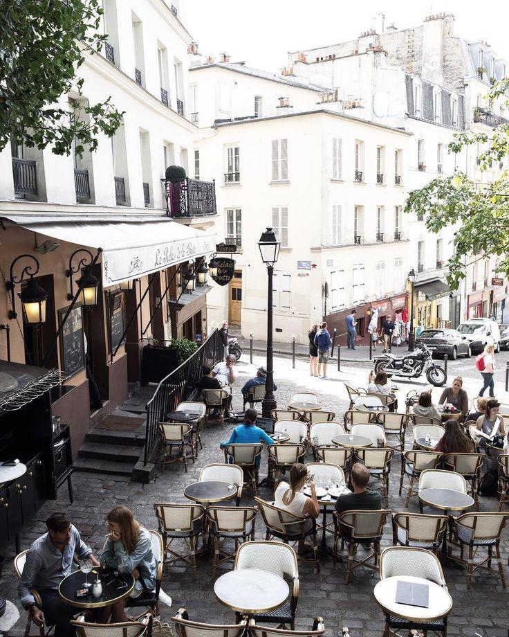 Le Relaise de la Butte, Paris, France