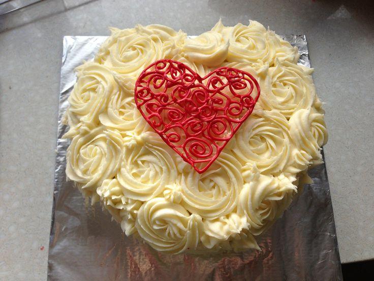 Red velvet cake | My kitchen creations | Pinterest