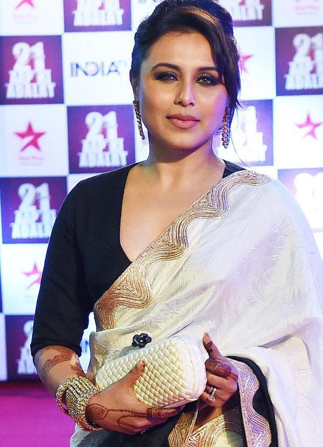 Rani Mukherji, my favorite heroine