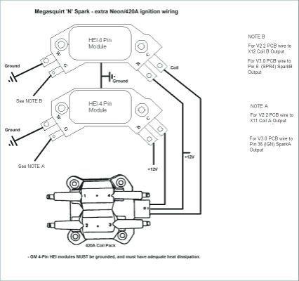 Mazda Ignition Control Module Schematics
