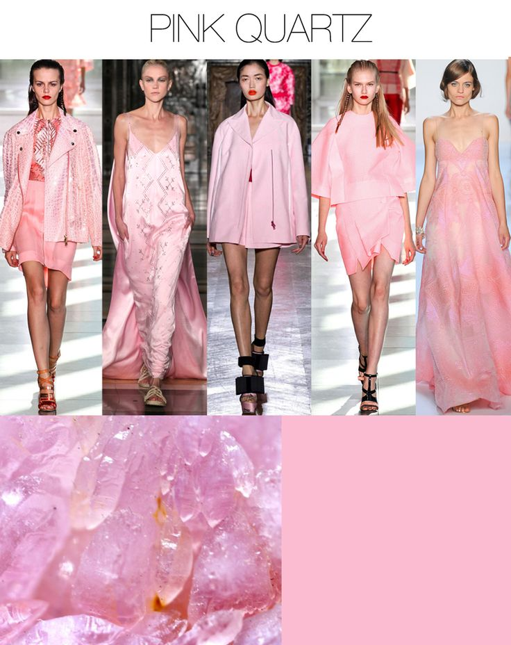 140 Best Images About Pink Color Direction On Pinterest Tom Ford Spring 2014 Trends And Runway