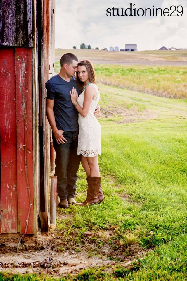 engagement photography country studio 929