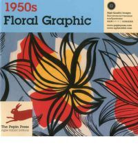 50s Floral Graphic patterns