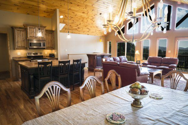 On Golden Ridge - Cabin rentals in NC, NC cabin rentals, cabins in Boone NC