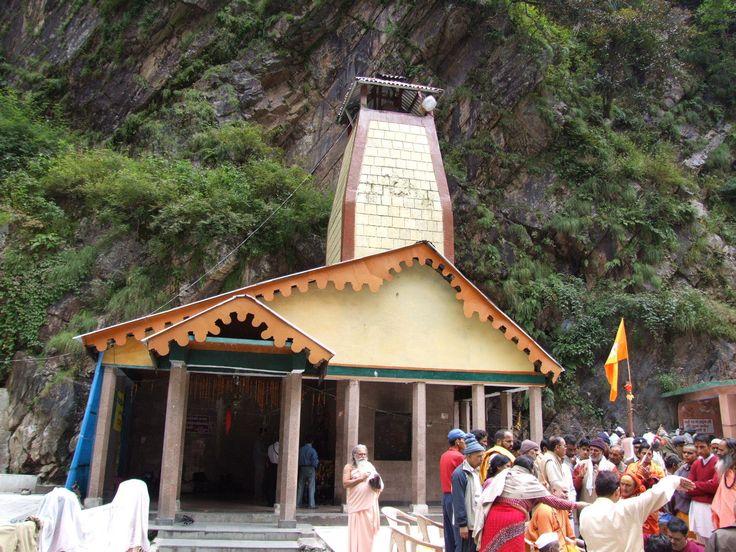 Yamnotri temple