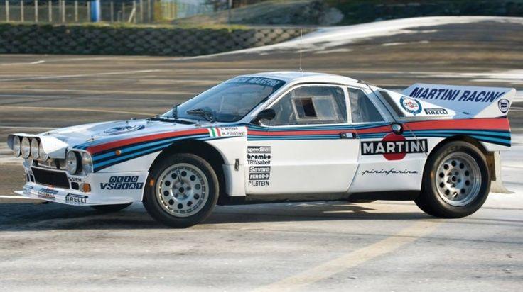 1983 Lancia 037 Group B
