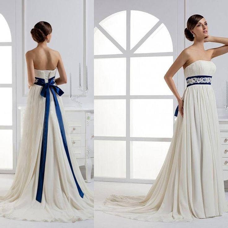 1000 Ideas About Royal Blue Wedding Dresses On Pinterest Blue Wedding Dres
