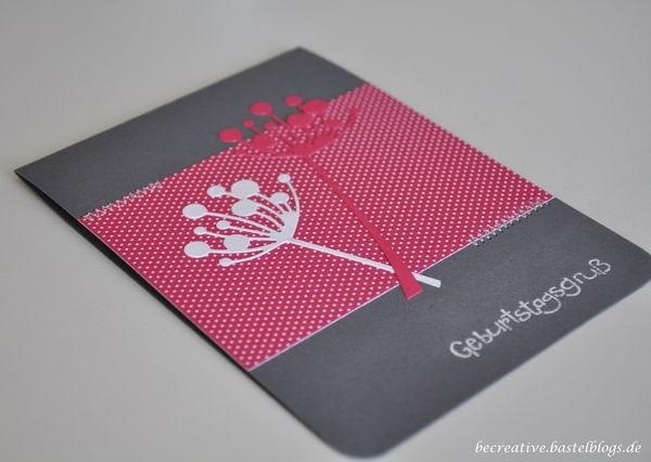 stampin up memory box geburtstagskarte selbst. Black Bedroom Furniture Sets. Home Design Ideas