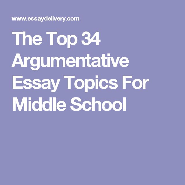 best argumentative essay topics ideas  essay topics list for middle school teachers will likely want to adapt this list to their school the disappearing middle class in america