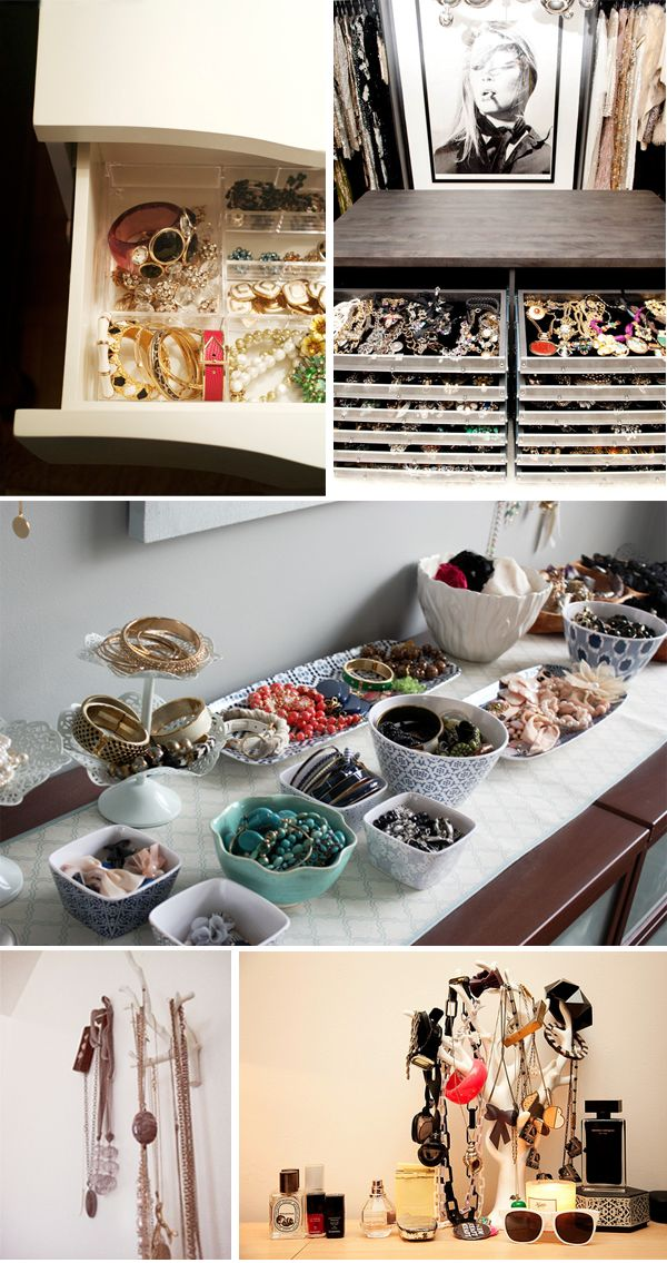 Amazing How to Organize Your Jewelry 600 x 1135 · 135 kB · jpeg