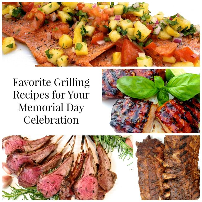 memorial day grilled chicken recipes