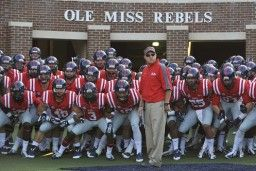 At a play about LGBT hate crimes, Ole Miss football players reported yelled gay slurs at cast members.