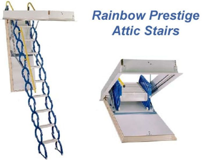 Rainbow Attic Stairs stairs stair parts amp attic stairs tague lumber