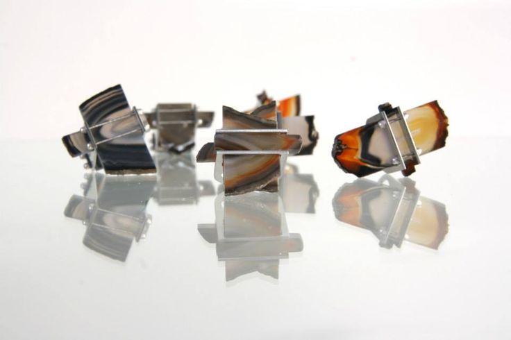 Vendulka Prchalová: Klik (kolekce prstenů)