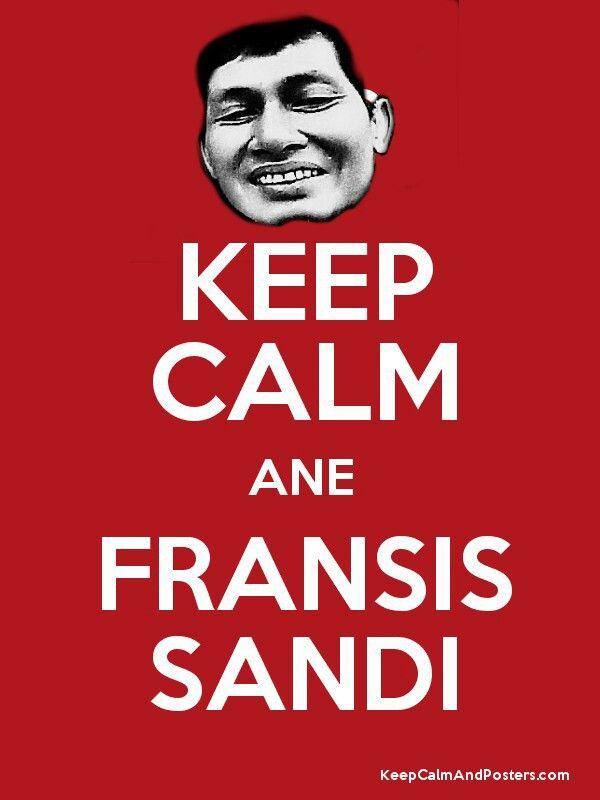 keep calm.....