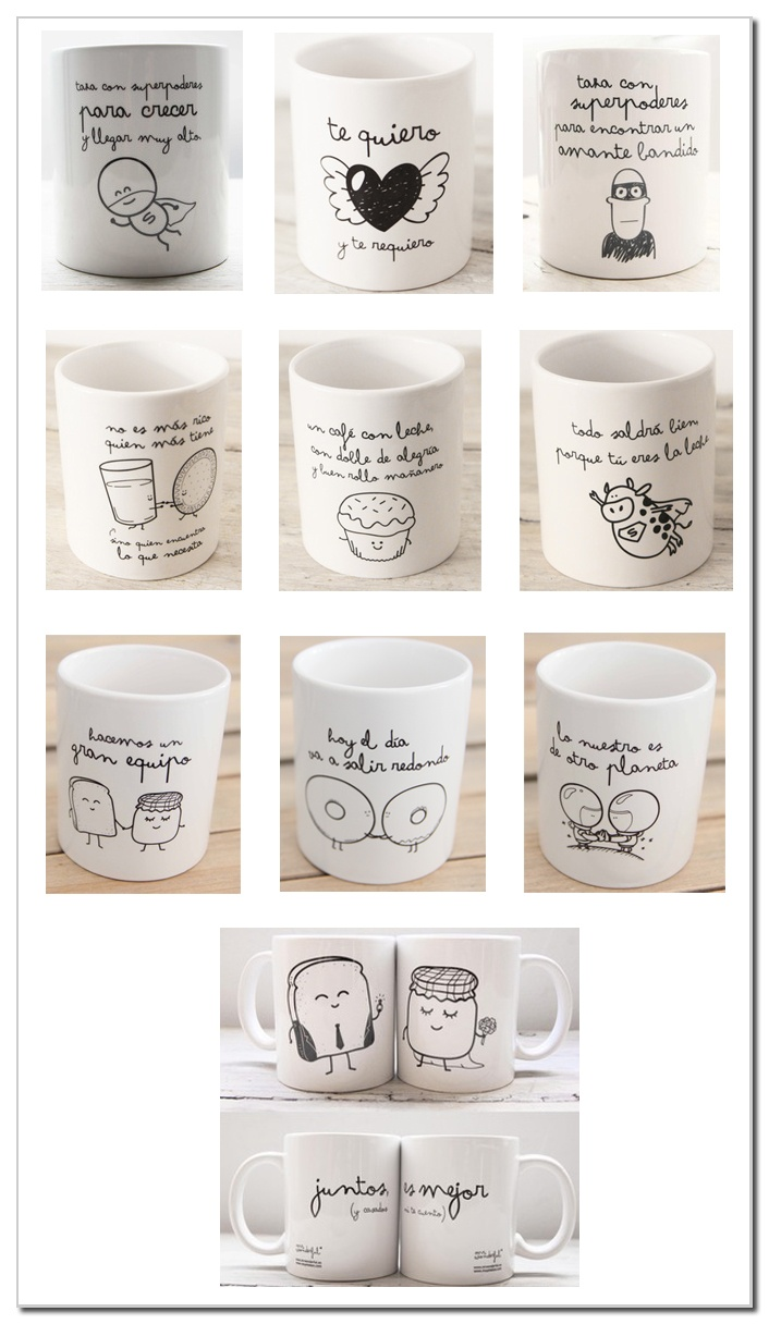 Tazas Mr. Wonderful