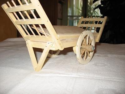 Provence Crèches: Plans charrette
