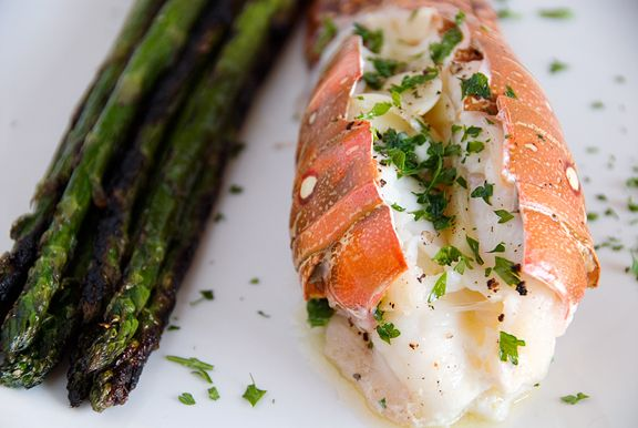 grilled lobster recipe | use real butter