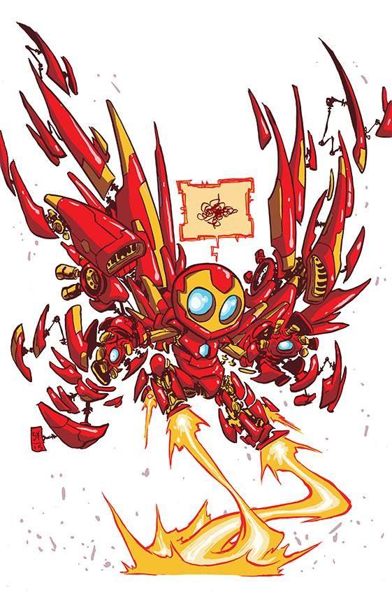 Invincible Iron Man.......................