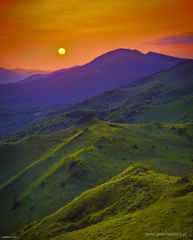 Bieszczady National Park, Poland! Going there this weekend :D