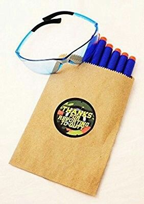 This is going to be perfect for my #boys #Nerf #war #birthday #amazon #party #affiliate #favor #party #favor #NerfBirthday #NerfWar #bullets #bags #NerfGlasses #kids #ideas #kid #bday #party