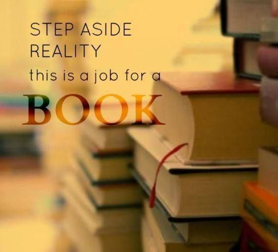 Step Aside Reality!