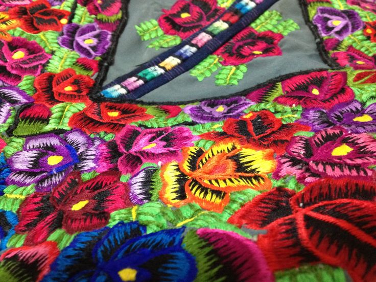 Best images about mexican embroidery on pinterest