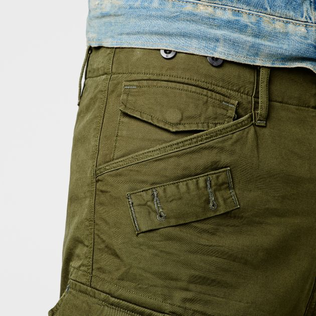 G-Star RAW - Rovic Field Tapered - Men - Pants
