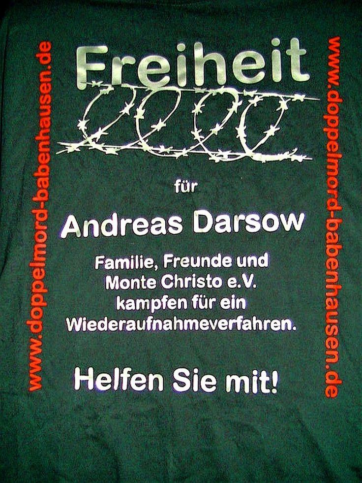 Andreas Darsow hat seine Kochausbildung in der JVA Schwalmstadt mit Bravour bestanden. Er darf bis zur Wiederaufnahme in der Küche der JVA arbeiten und hat damit super Vorraussetzungen für den Wiedereinstieg in sein weiter lesen