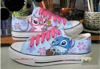 lelo and stich converse
