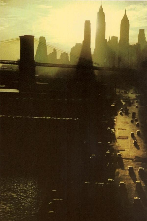 Brooklyn Bridge 1970s