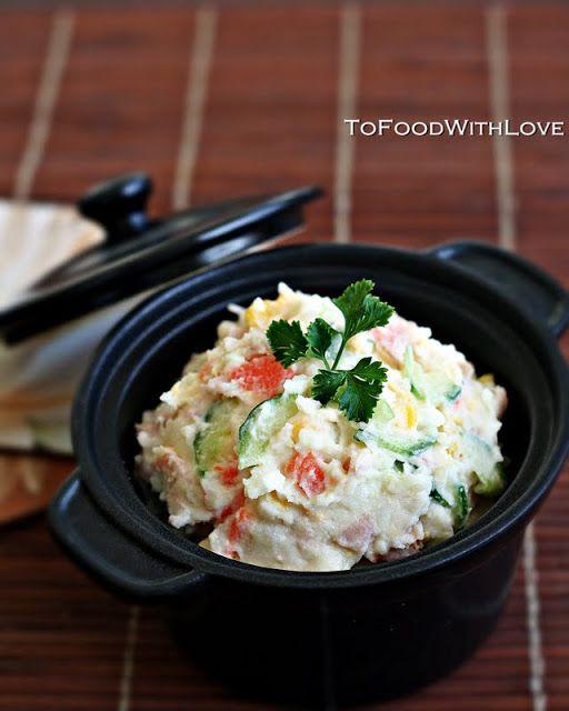 Recipe: Japanese Potato Salad