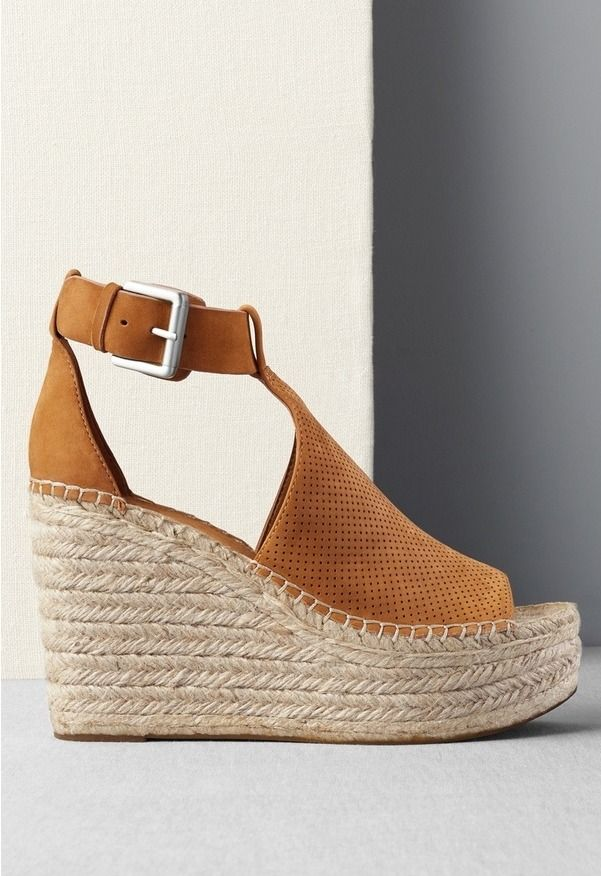 This is not a drill - espadrille's are back & all over our current wish lists