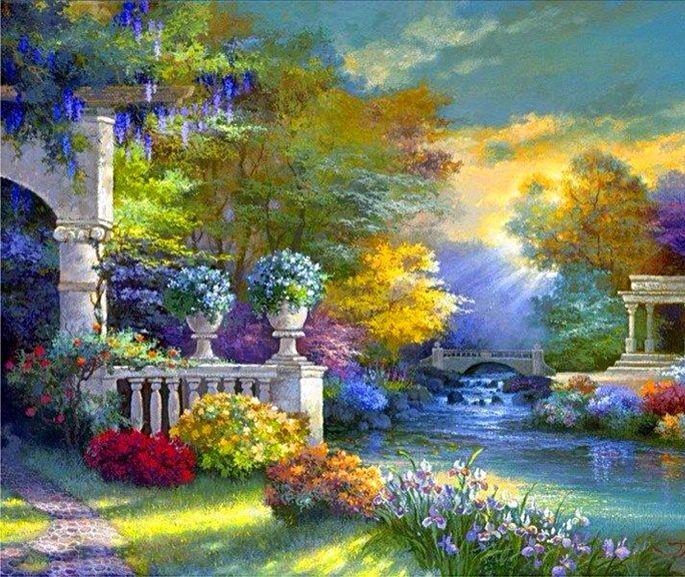 Garten der Träume