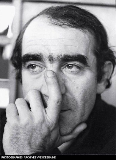 LE SCULPTEUR Jean Tinguely à l'époque de l'Expo 64, qu'il a ponctuée d'une grande sculpture mobile, appelée plus tard «Eurêka».