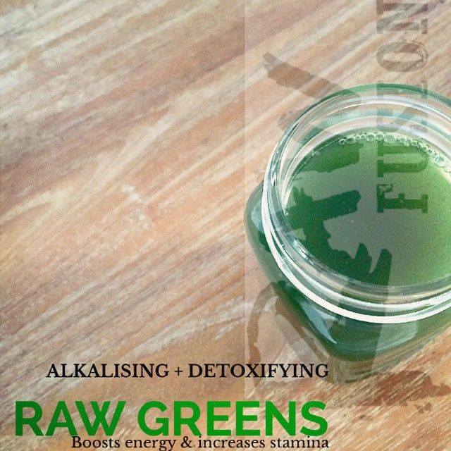 This Mean Green Smoothie recipe may seem simple with only two ingredients but the Raw Fusion Raw Greens really pack a punch that will give you a boost any time of the day. Recipe  2 cups coconut water  1 tbs Raw Fusion Raw Greens