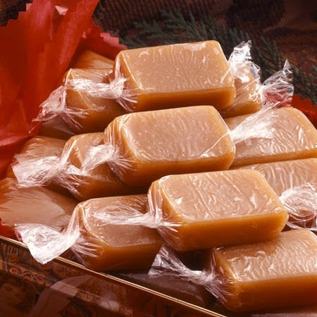 Aunt Emily's Soft Caramels | Sweet Confections | Pinterest