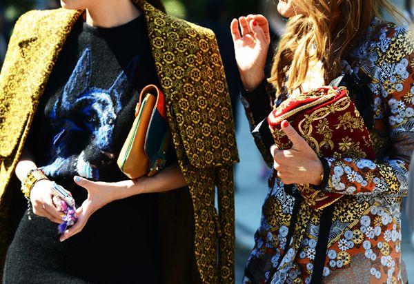 Blog Gosto Tanto- Moda Barroca- inverno- 2013- tendencia- dourado-arabescos-street-style-