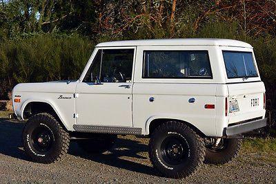 Ford : Bronco Early Bronco 1970 Ford Bronco | 1966-77 Early Ford Bronco