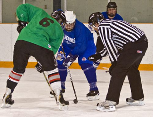 I'd like to play in adult league hockey this year... been two decades since I played... too long, eh?