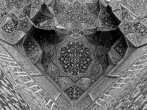 sacred geometry, islamic architecture