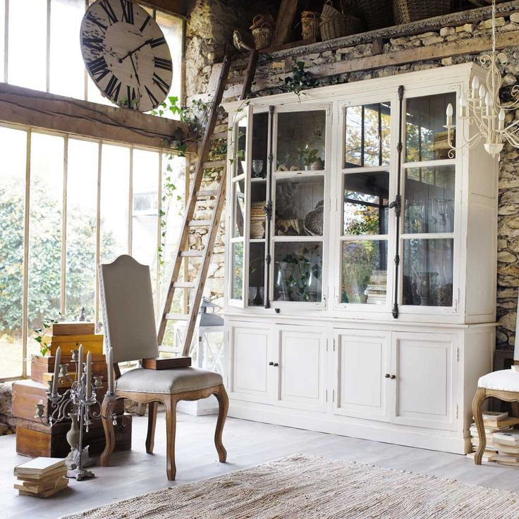 Die besten 25+ Wanduhren im landhausstil Ideen auf Pinterest - landhausstil wohnzimmer weis