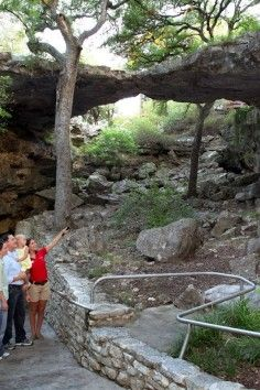 NATURAL BRIDGE CAVERNS- family adventure you'll never forget