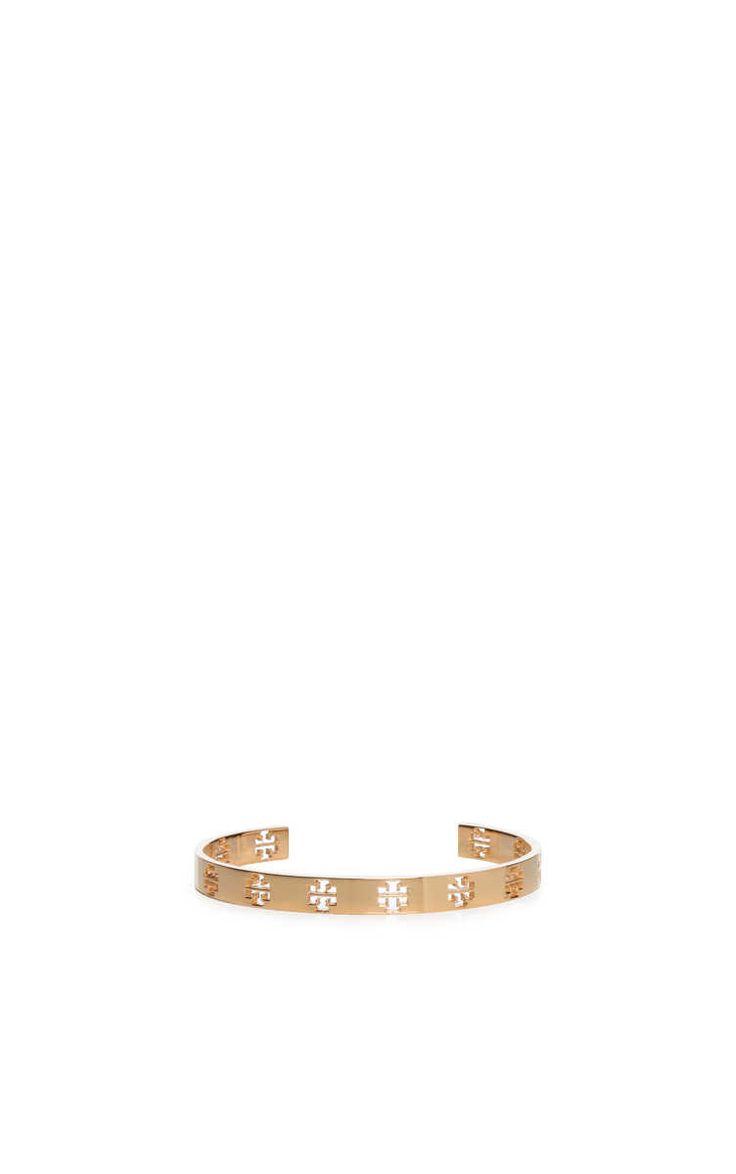 Armband Pierced T Cuff GOLD - Tory Burch - Designers - Raglady