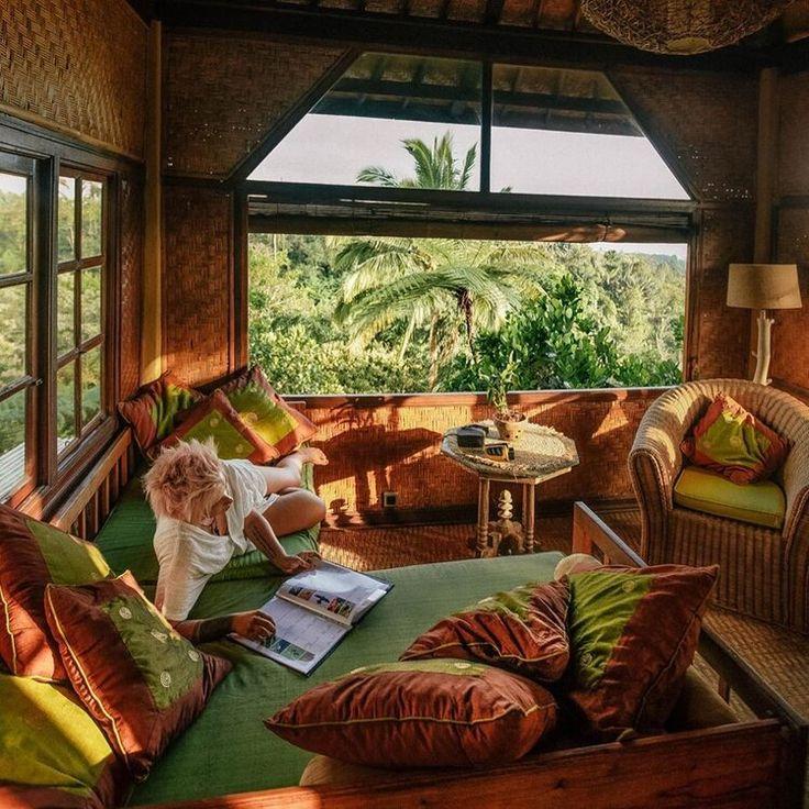 10 EcoFriendly Hotels in Bali in 2020 Ubud hotels, Tree