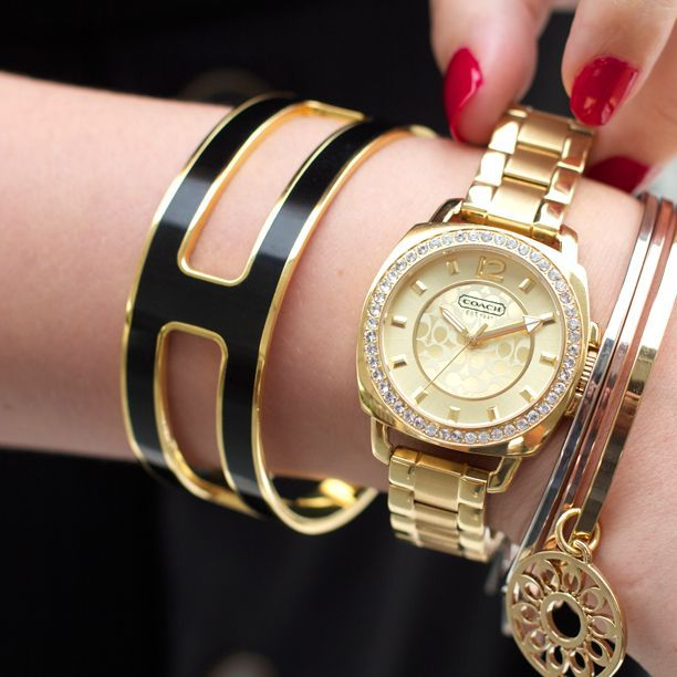 Relojes Coach #relojes #reloj #coach #relojesparamujer #mujer #womensfashion #womenswatches #coachwatches