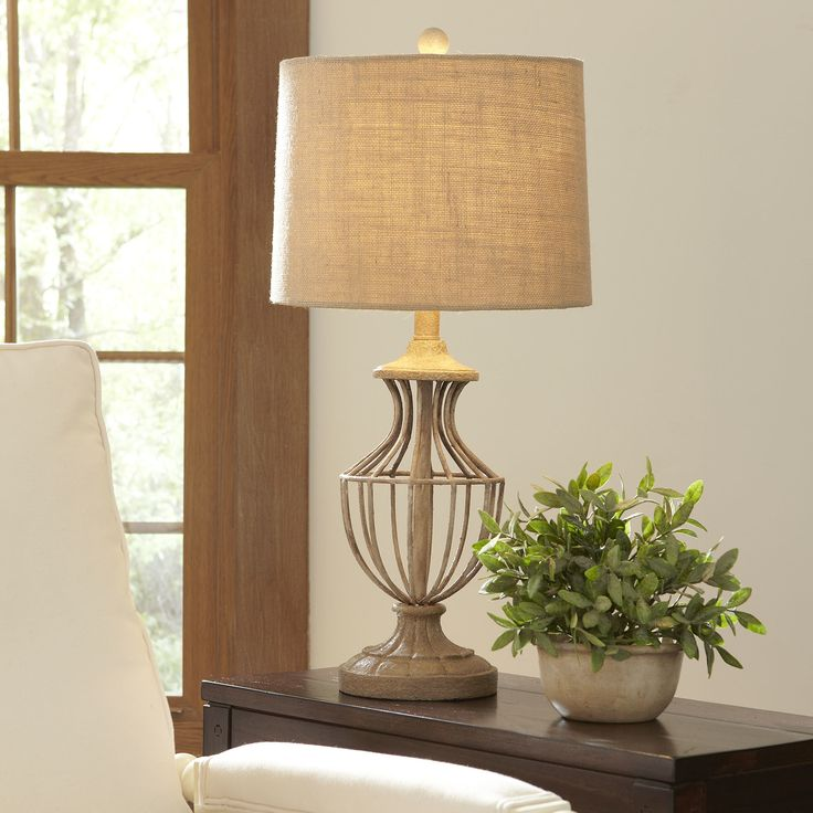 Birch lane barden table lamp reviews wayfair