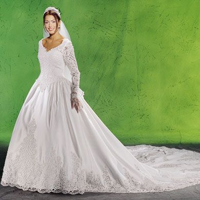 90's wedding gowns | In the meantime, here are some dresses I used to think I wanted!