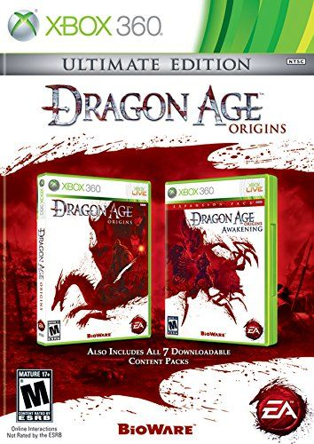 Dragon Age Origins Ultimate Edition  Xbox 360 ** Details can be found by clicking on the image.Note:It is affiliate link to Amazon.